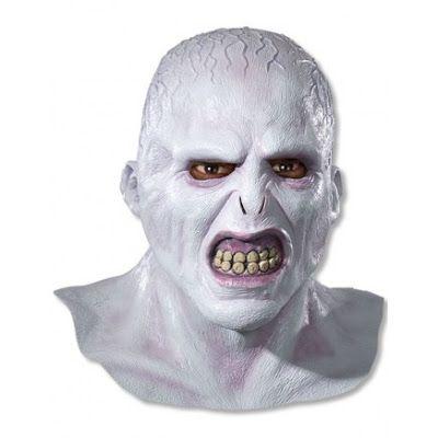 Disfraces de Halloween: Máscara de Lord Voldemort