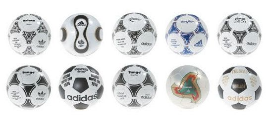 Adidas World Cup Match Ball Collection World Cup Match World Cup Ball