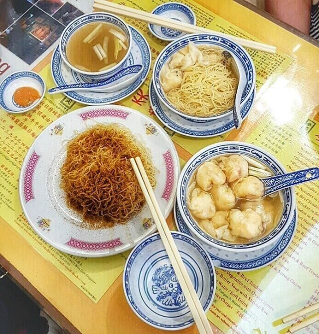 Mak S Noodle Hong Kong Food And Drink Food Food Guide