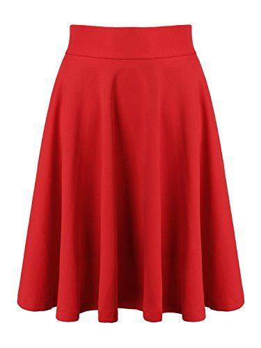 a8d89926c Choies Women's Polyester Pink High Waist Trumpet Midi Skirt m ** Check out  the image by visiting the link. I'm an affiliateof amazon, so and so