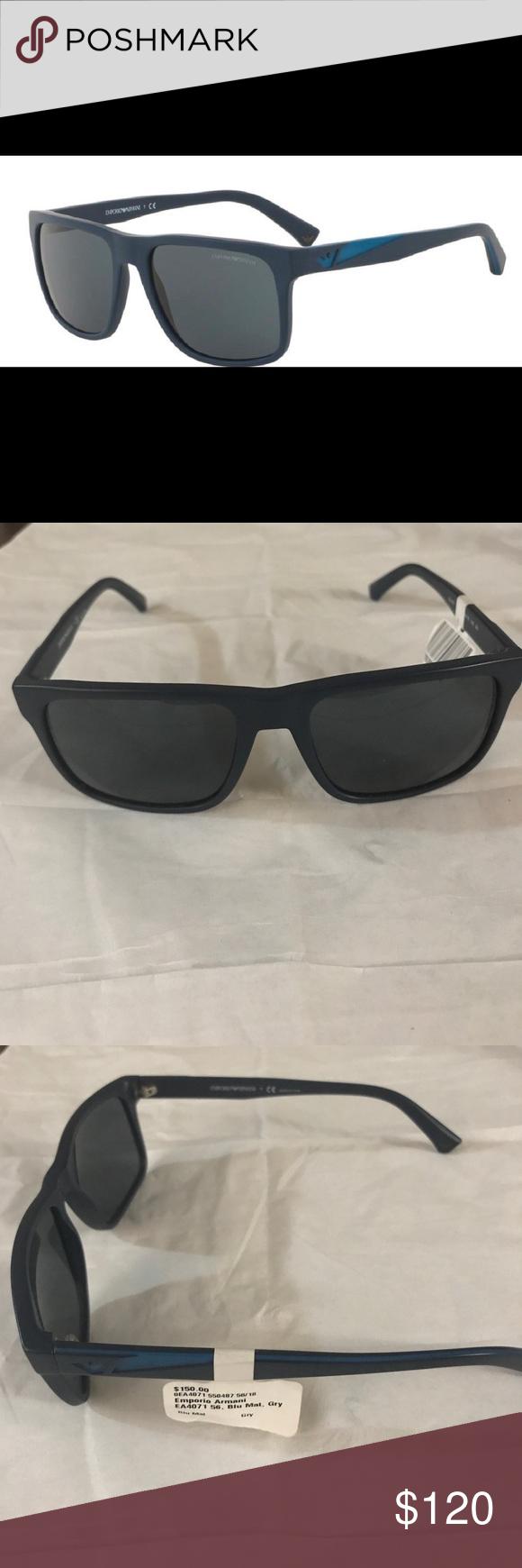 74f4b7cb02c1 Emporio Armani Sunglases ESSENTIAL LEISURE EA4071 New with tag No case Emporio  Armani Sunglasses - ESSENTIAL