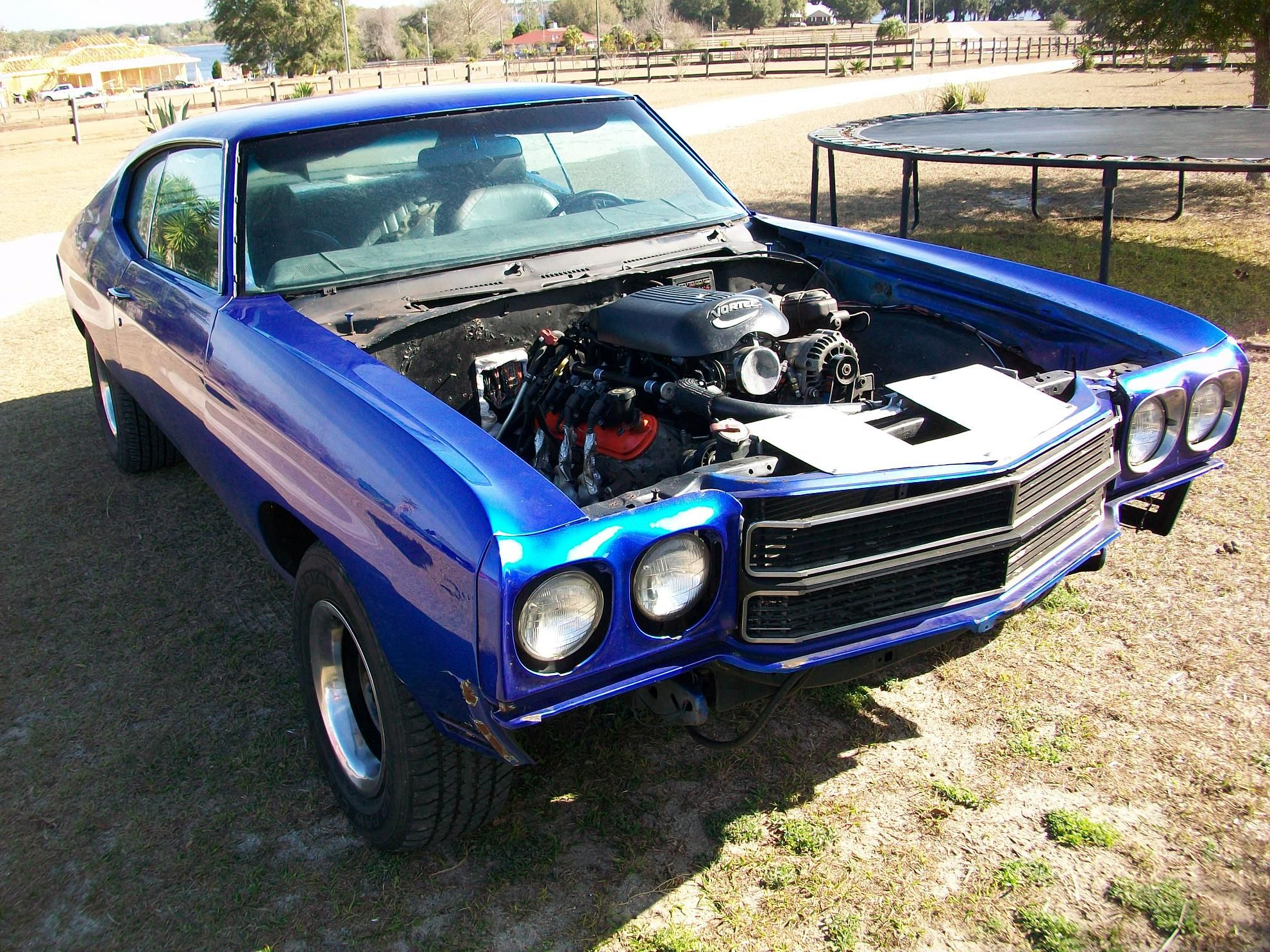 Project 1970 Chevelle For Sale
