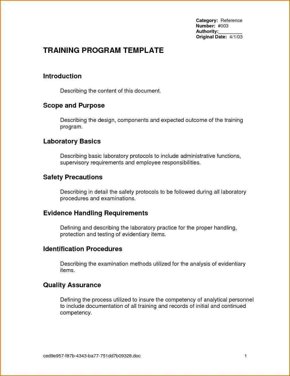 adorable ms training Training Manual Template Microsoft Word manual ...