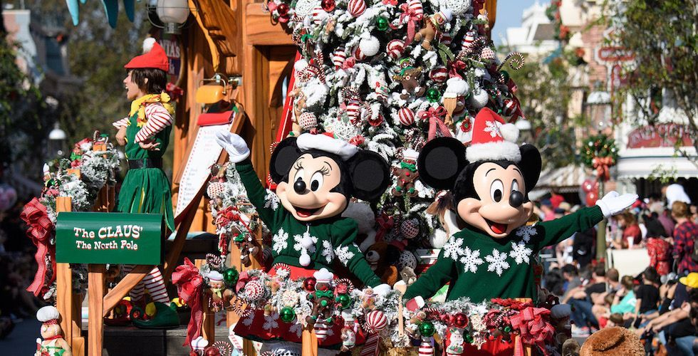 Seasonal magic returns to the Disneyland Resort on Nov 9