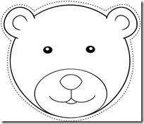 Cara Oso Con Imagenes Dibujos De Osos Cosas De Hello Kitty