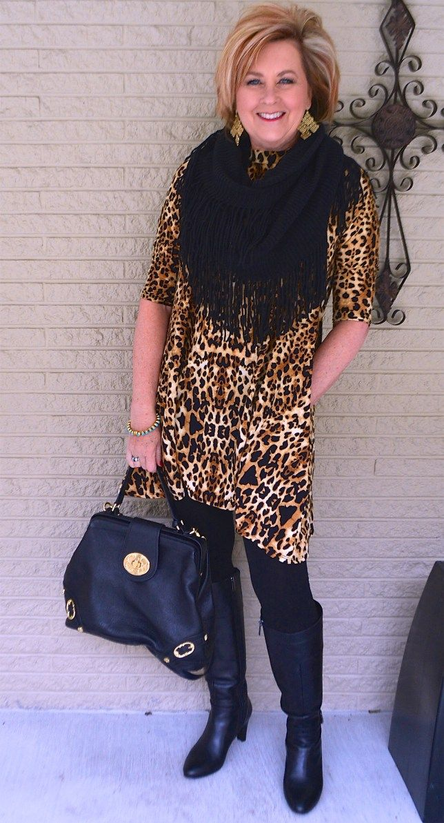 50 Is Not Old Leopard Print And Phyllis Diller Leopard