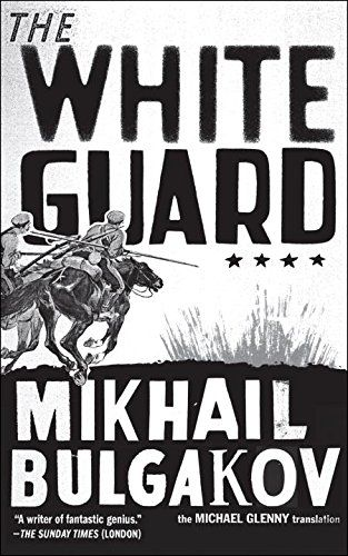 Introducing The White Guard. Buy Your Books Here and follow us for more updates!