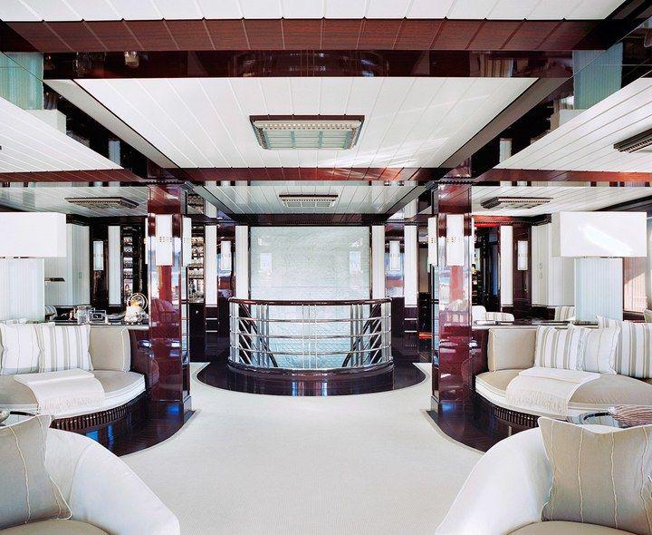Image Result For Eos Yacht Diane Von Furstenberg Interior OR Interiors