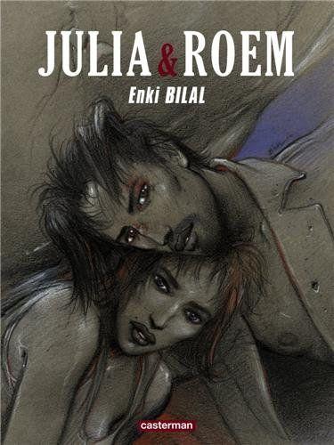 Julia and Roem  By Enki Bilal