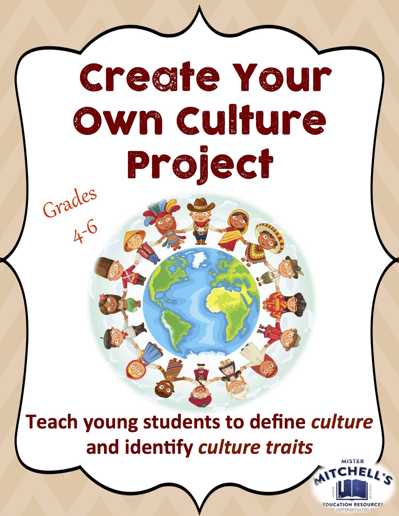 The Create Your Own Culture Hands On Learning Project