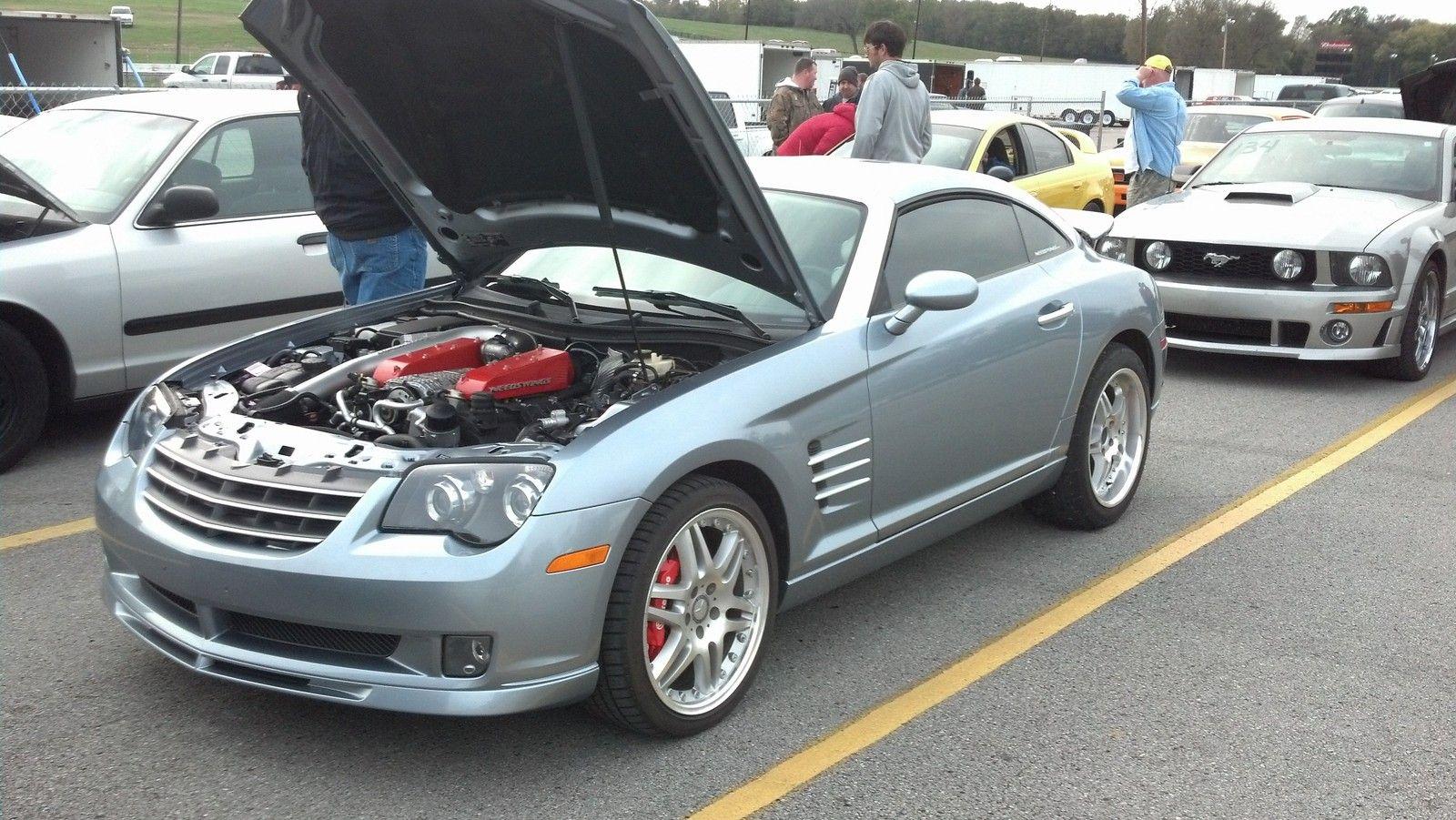 2005 Chrysler Crossfire Srt6 1 4 Mile Drag Racing Hot Rods