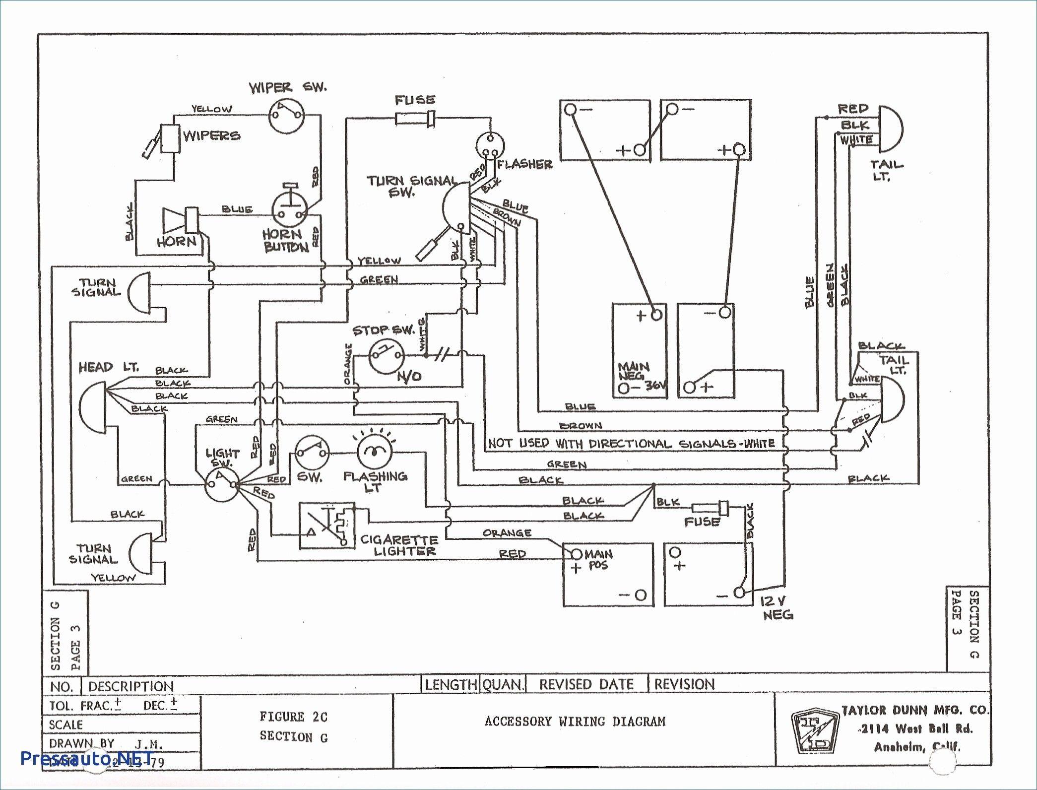Unique Wiring Diagram Starter Generator Diagram Diagramtemplate Diagramsample Plano Electrico Carrito De Golf Planos
