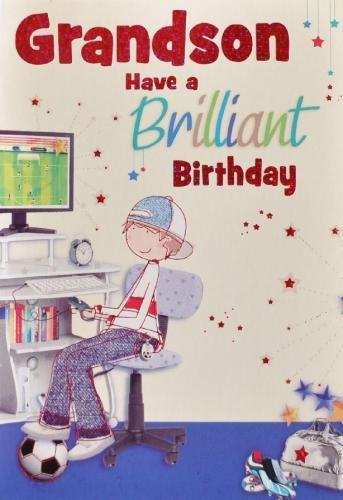 Birthday Wishes For Teen Grandson Grandson Birthday Card Code
