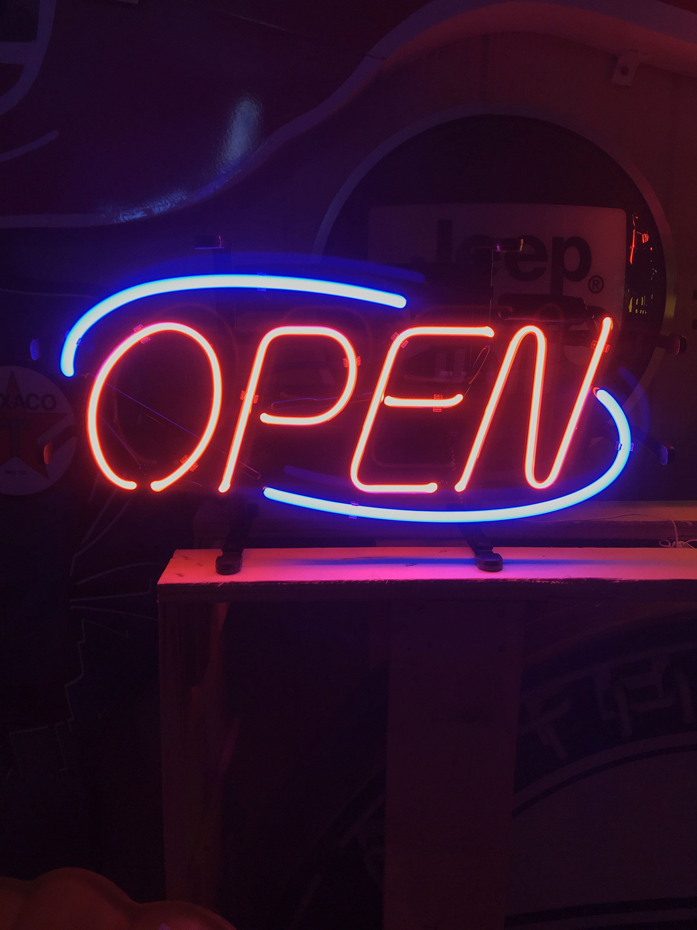 Open Sign Open Neon Signs Open Light Up Signs Light Up Etsy In 2020 Neon Signs Light Up Signs Open Signs