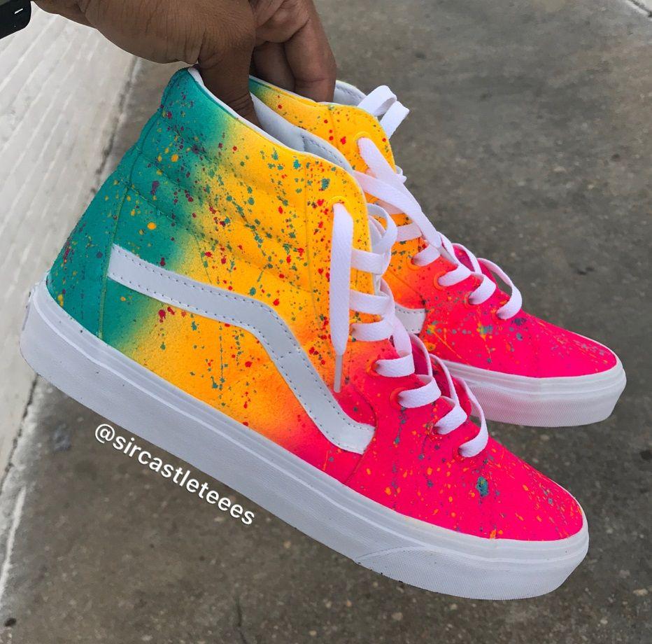 Vans Unicorn Shoes