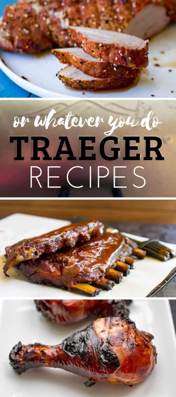 Easy Traeger Wood Pellet Grill Recipes | Pellet grill ...