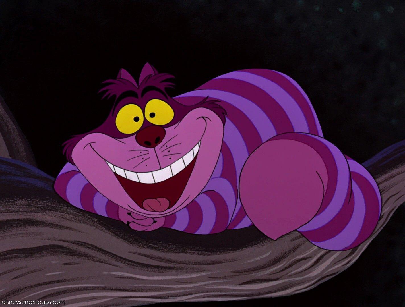 Alice In Wonderland 1951 Disney Screencaps Com Grinsekatze Alice Im Wunderland Alice Im Wunderland Spiele Disney Katzen