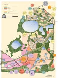 lake nona florida map Map Of The Lake Nona Area Including The Medical City Village Walk lake nona florida map
