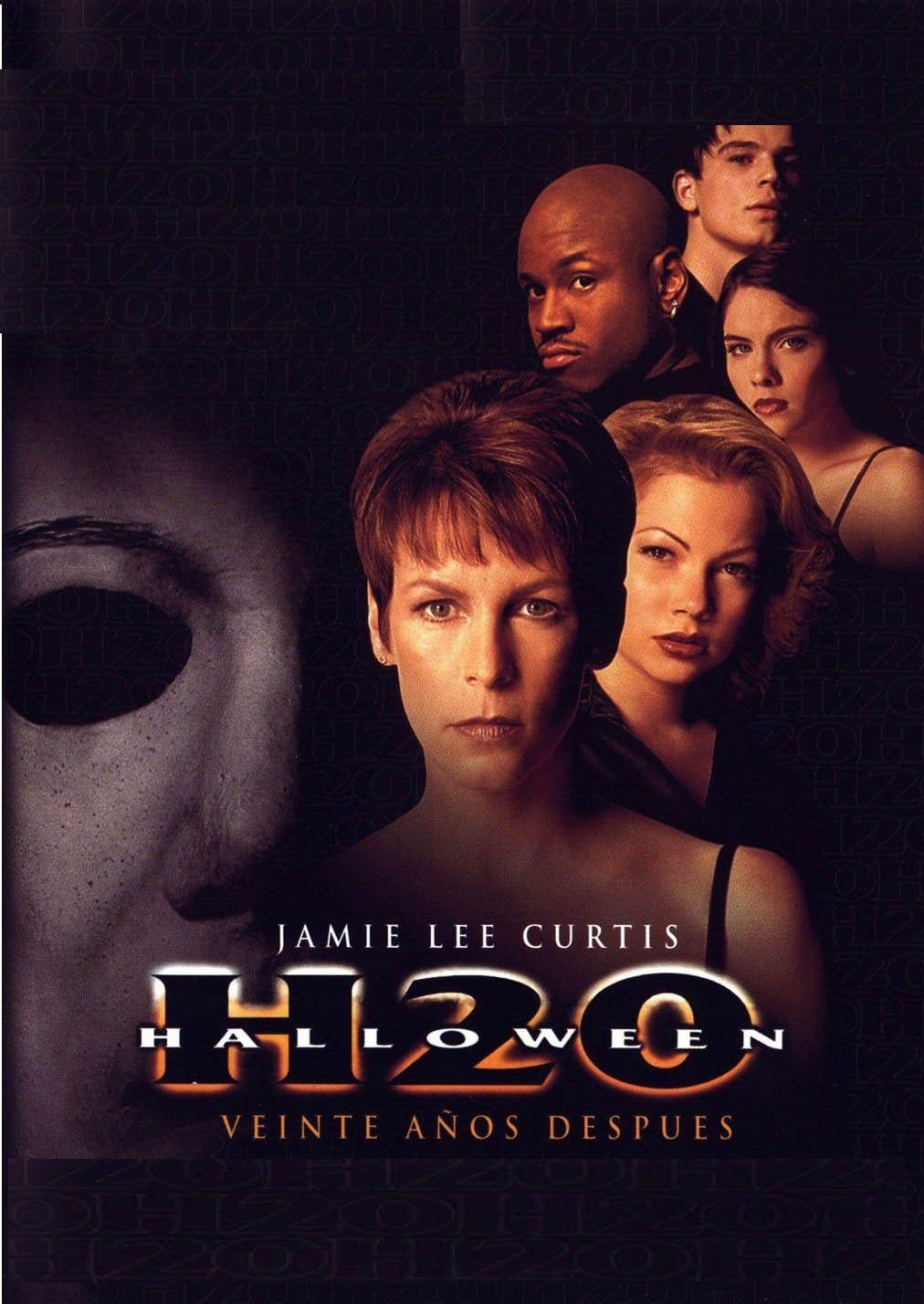 Halloween H20 20 Years Later P E L I C U L A Completa