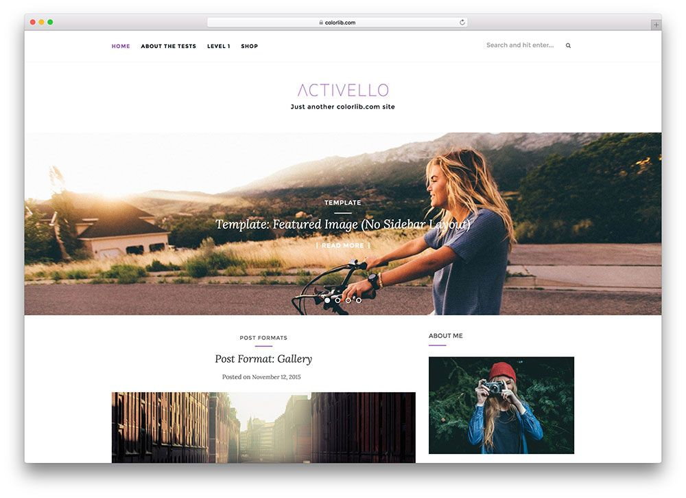 Top 53 Awesome Responsive & Free Bootstrap WordPress Themes ...