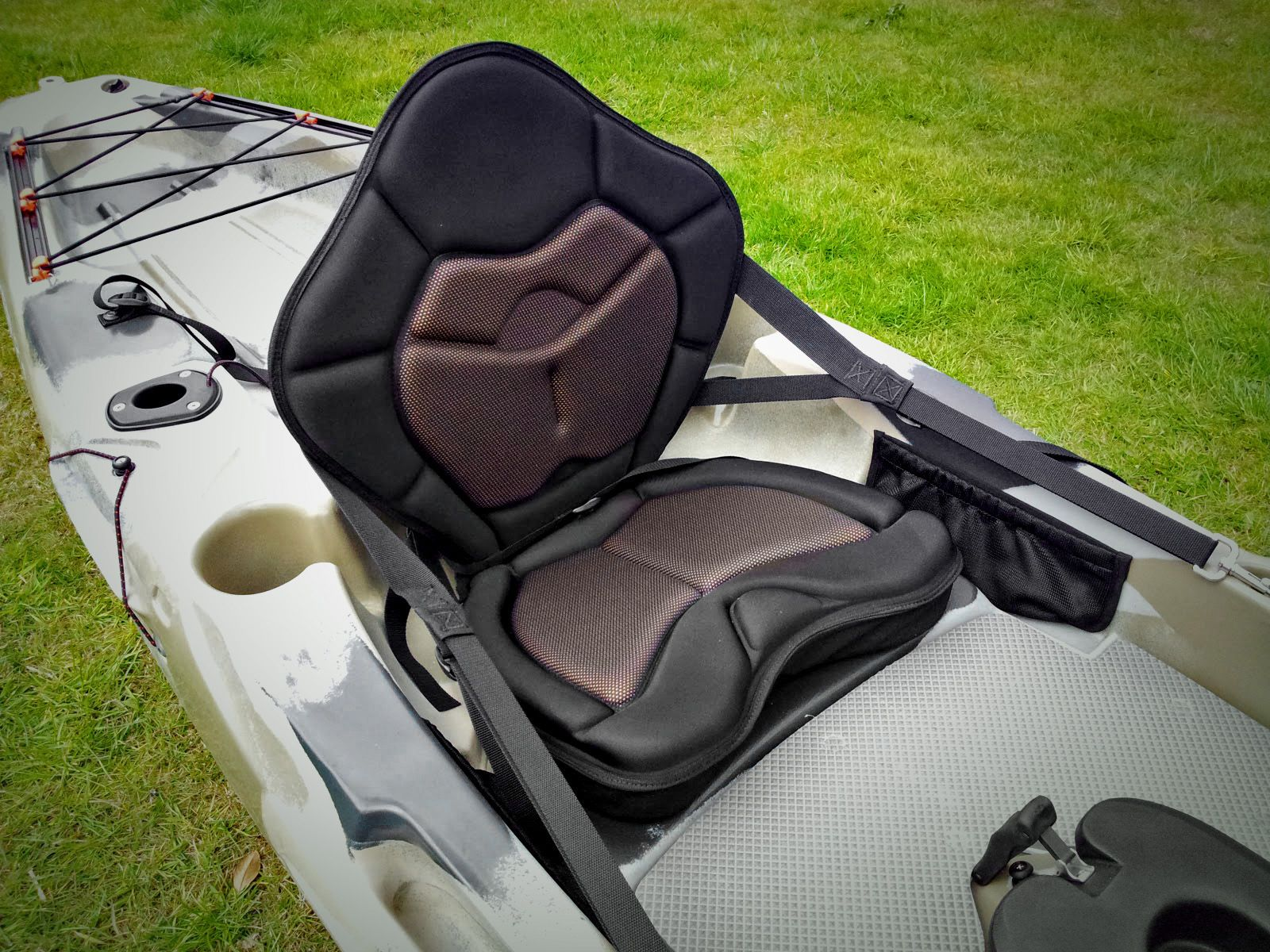 The Vibe Kayaks Odyssey Pro Kayak Seat Is The Ultimate Option For