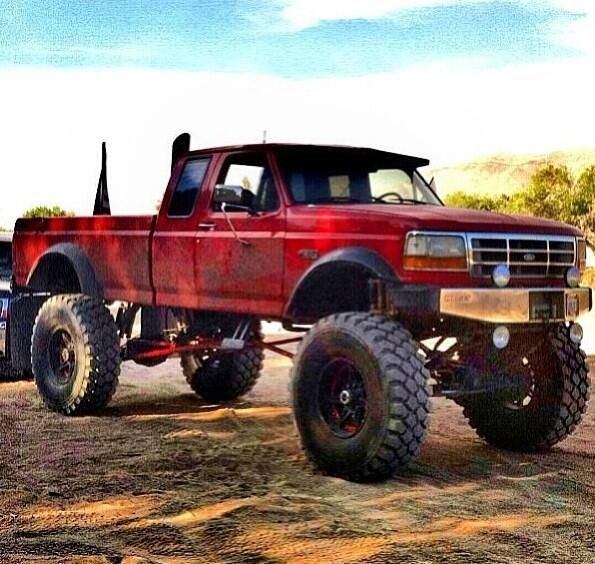 Lifted Muscle Car Yes Please: Pin By Brendon Weathers On Stuff To Buy