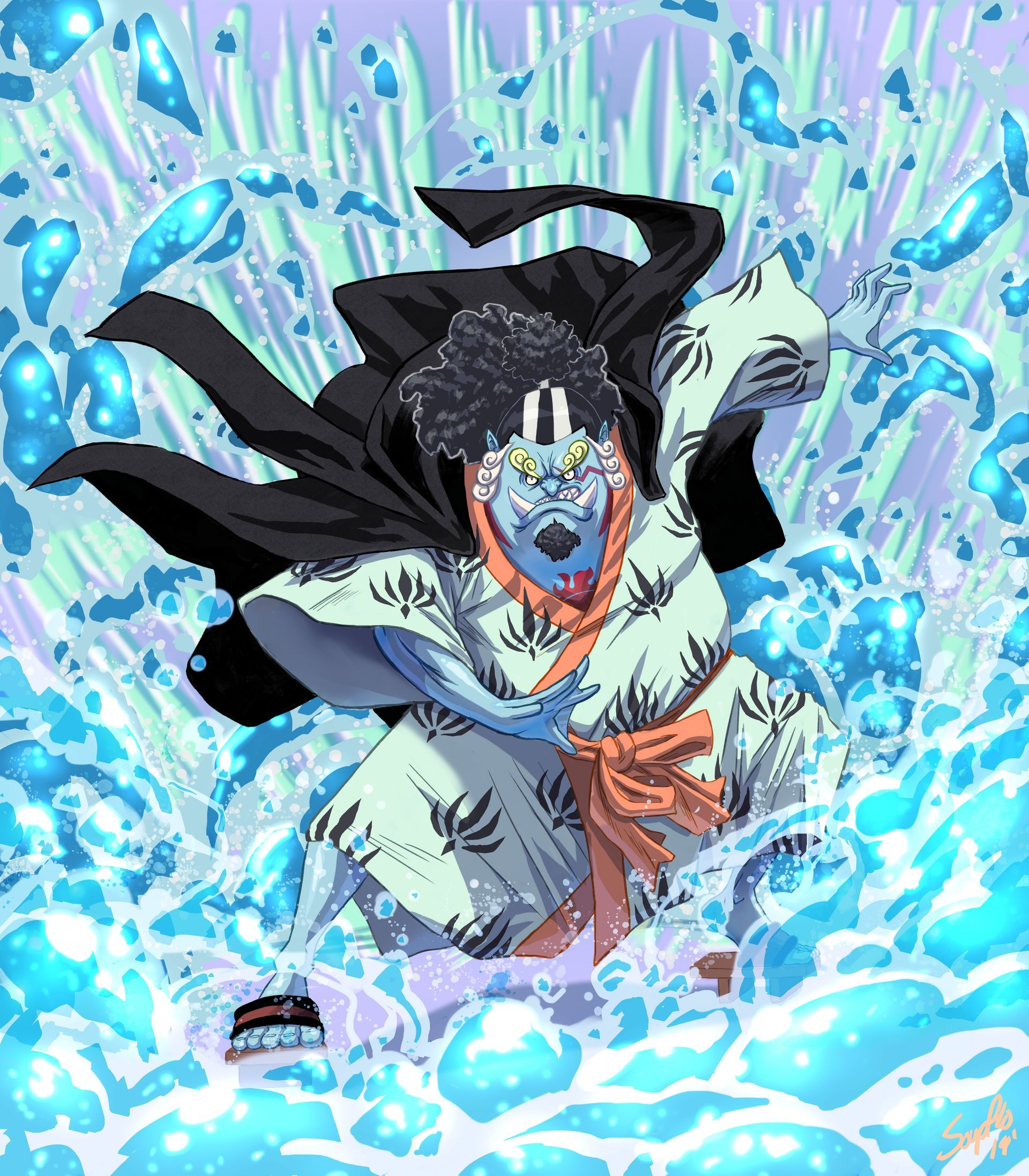 First Son Of The Sea Jimbei By Jrdncmpb11 On Deviantart Pink Wallpaper Anime One Piece Theme Piecings Deviantart iphone wallpaper anime