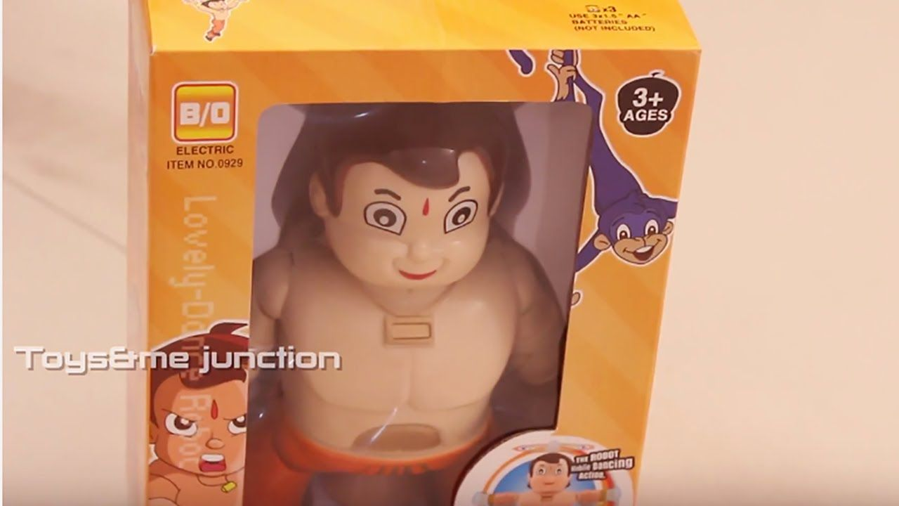 Toys and me images  Chhota Bheem
