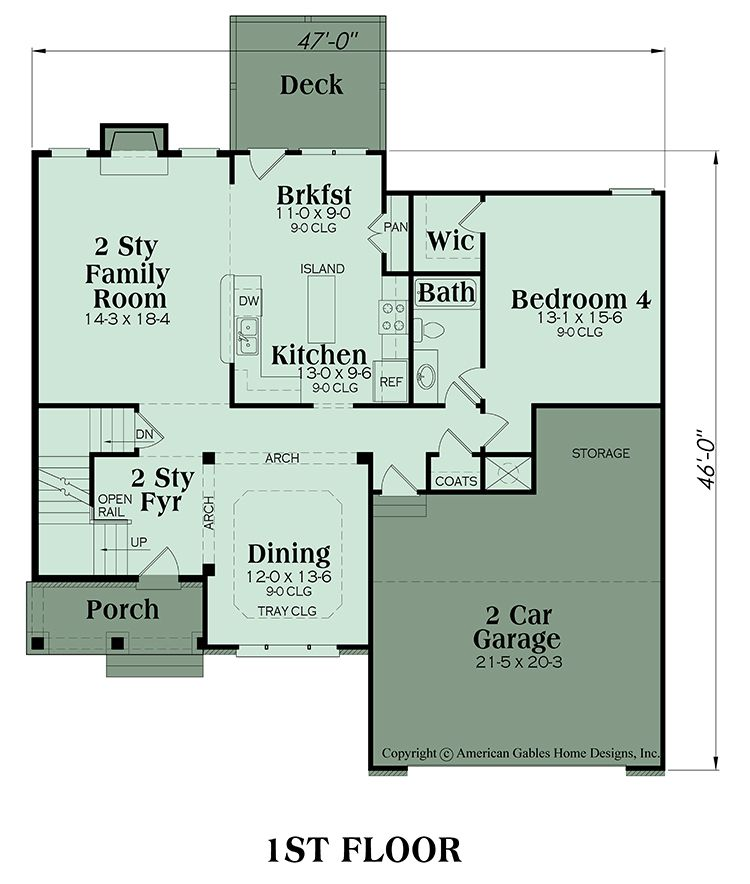 Elizabeth Floor Plans How To Plan Square Feet