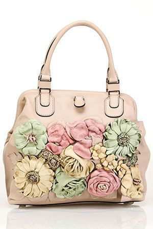 So cute!! And only cost some pocket change! Ahahaha! Pastel Flowers