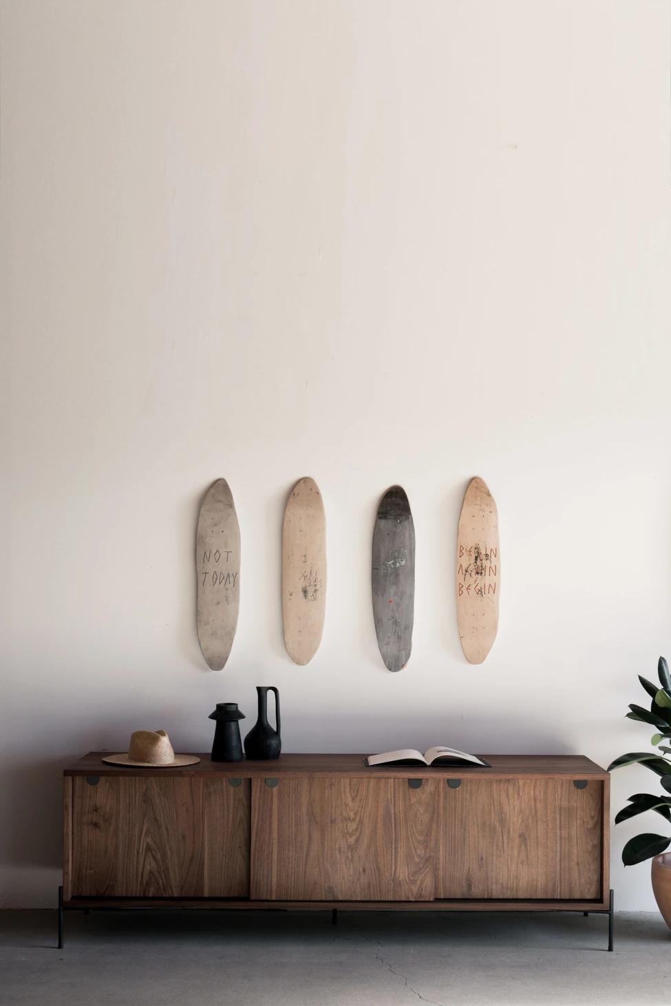 Spaulding Credenza In 2020 Contemporary Home Decor Contemporary Interior Design Contemporary Interior