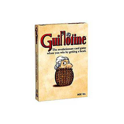 Guillotine Card Game Wizards Of The Coast Toys R Us Kids