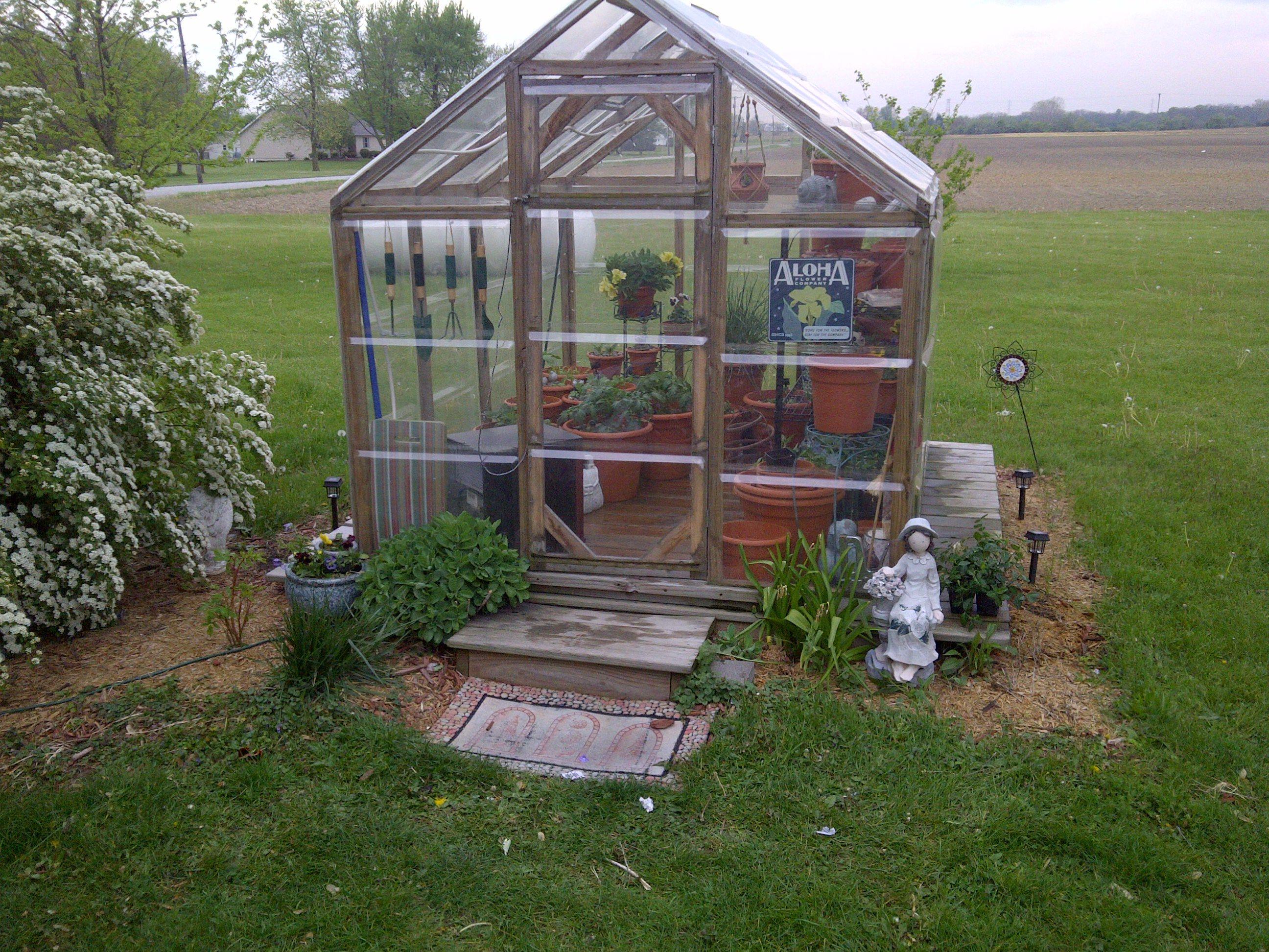 Pin On Backyard Greenhouse Backyard greenhouse near me