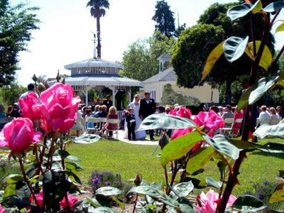 Heritage House Museum And Gardens Central Coast Wedding Location Arroyo Grande Reception Venue 93420