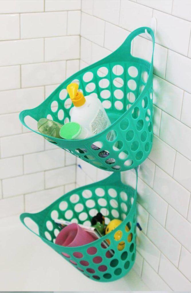 Photo of 24 Genius Dollar Store Bathroom Organizing Ideas