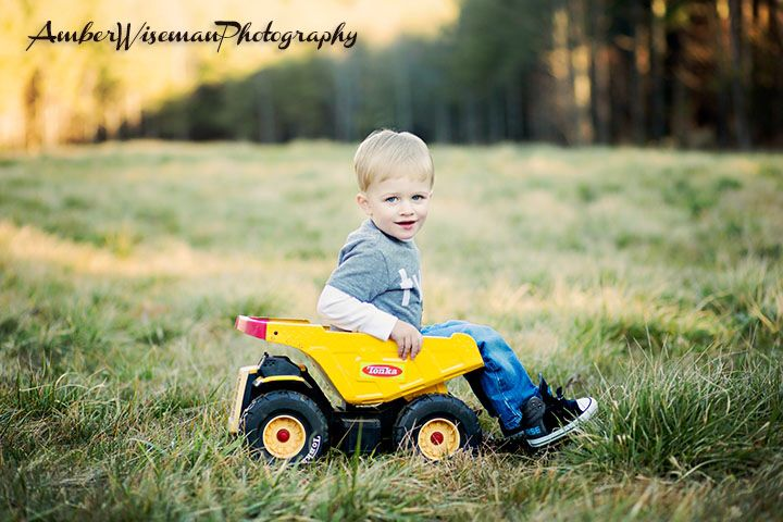 Boys Second Birthday Pictures