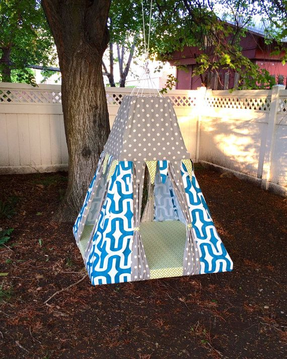 Hey, I found this really awesome Etsy listing at https://www.etsy.com/listing/189069094/canvas-canopy-tent-swing-three-in-one