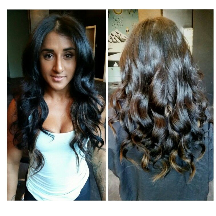 18 Tape Hair Extensions To Add Highlights Volume And Length