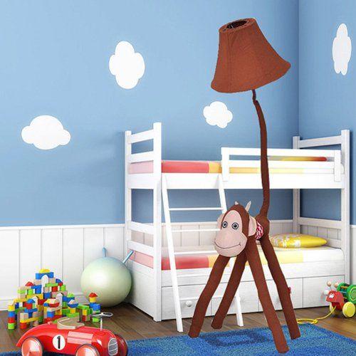 Monkey Baby Room Floor Lamps