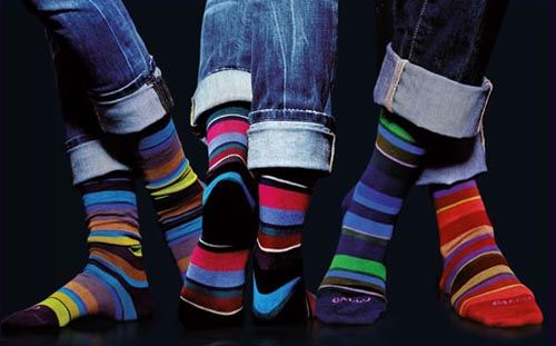 The best socks ever. And they make great gifts - something truly luxurious for $30 or so a pair.