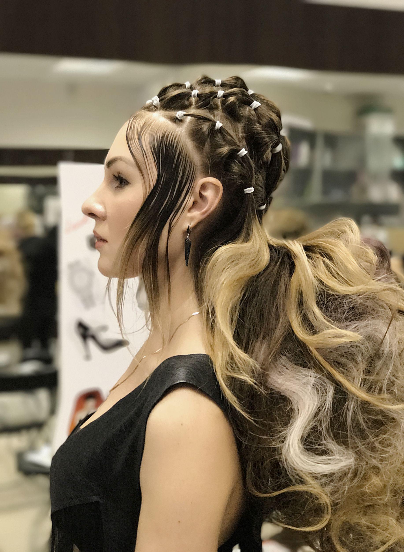 Ratus nest hair inspo pinterest nest avant garde and hair style