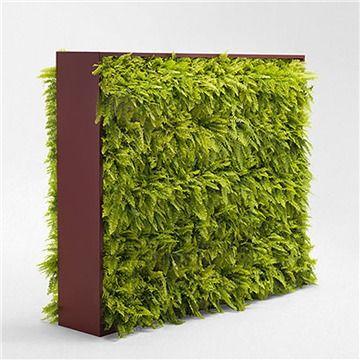 Paola Lenti Greenery Wall - Style # AC232x, Modern Outdoor Planters – Outdoor Planters – Tall Outdoor Planters – Large Outdoor Planters   SwitchModern.com