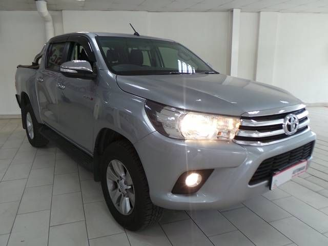 Automark S Great New Deals 2016 Toyota Hilux 2 8 Gd 6 Raider