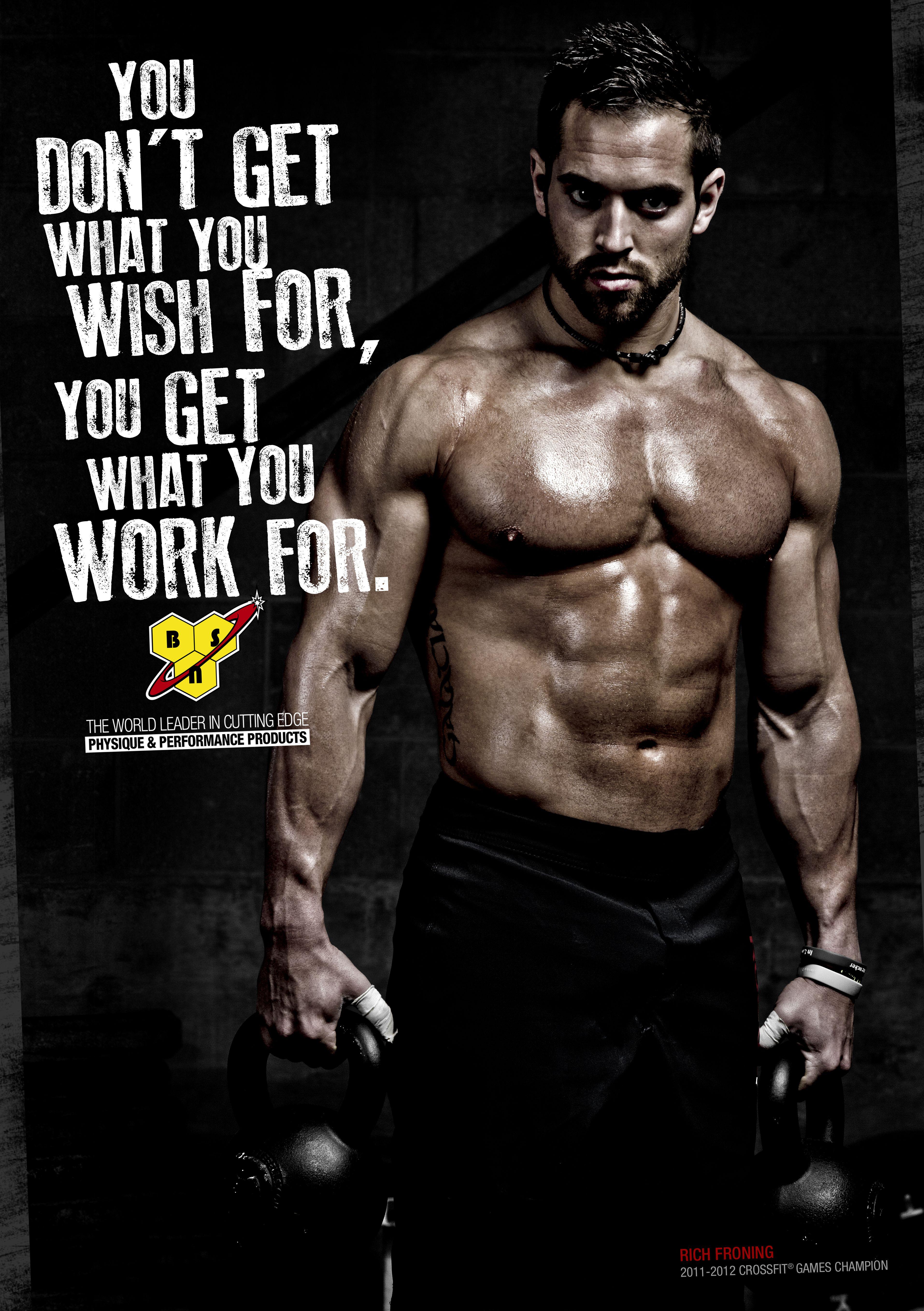 rich froning fitness motivation pinterest rich