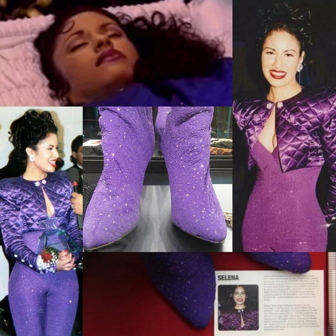 Selena Quintanilla On Instagram Very Important Outfit She Was