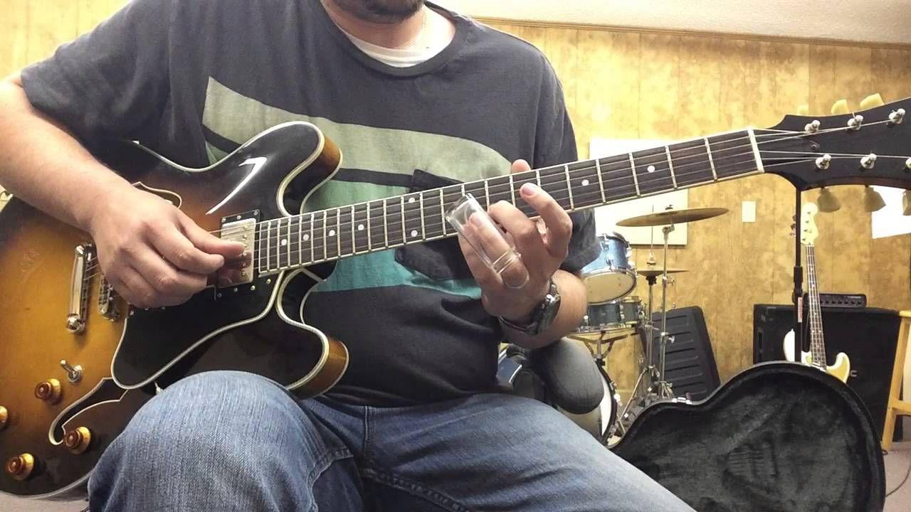 Basic Scales For Slide Guitar In Standard Tuning Slide Guitar Guitar Guitar For Beginners
