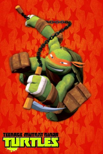 Tmnt Iphone Ipod Touch Wallpaper Mikey By Culinary Alchemist Deviantart Com On Deviantart Ninja Turtles Tmnt Teenage Mutant Ninja Turtles