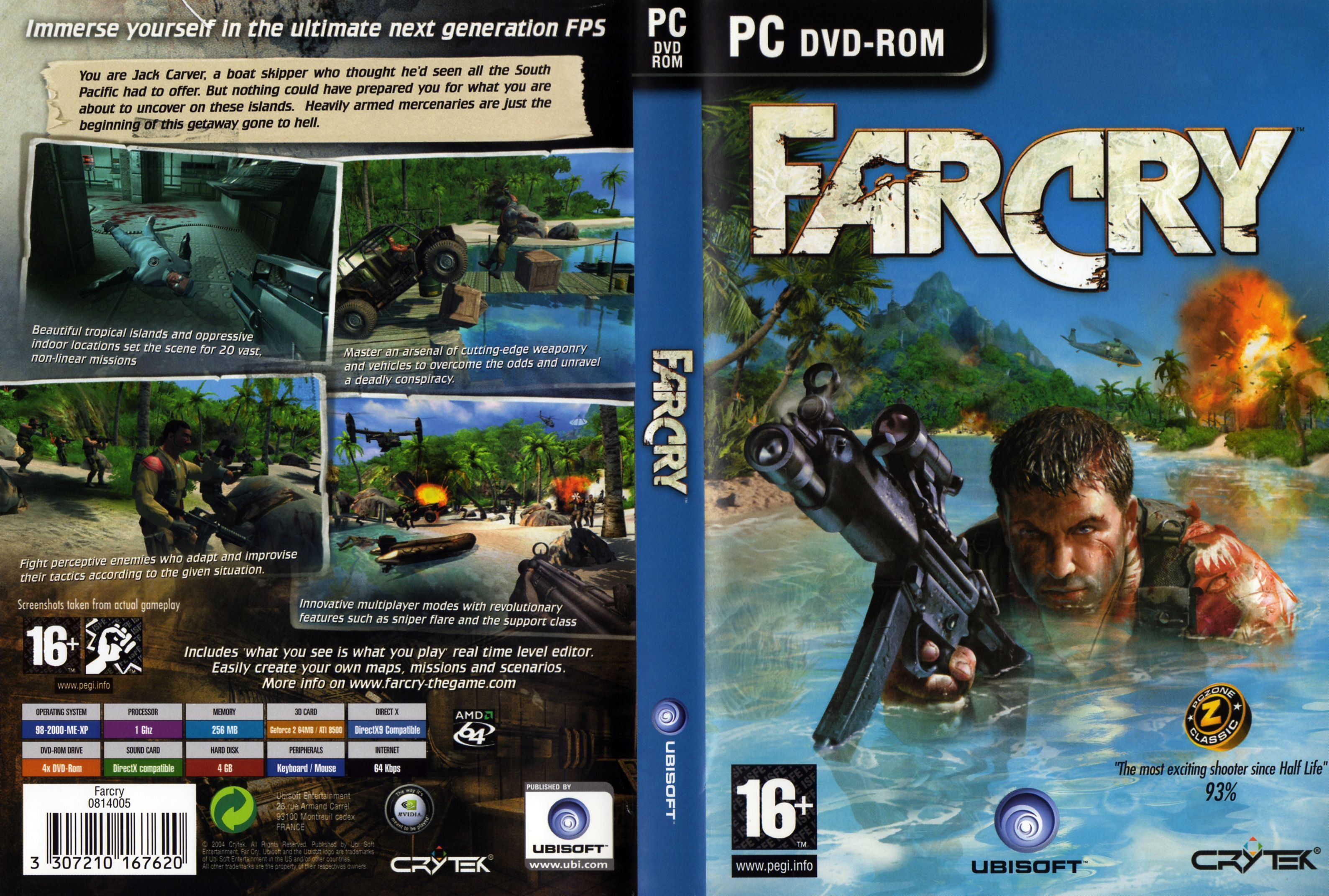 Far Cry Juegos
