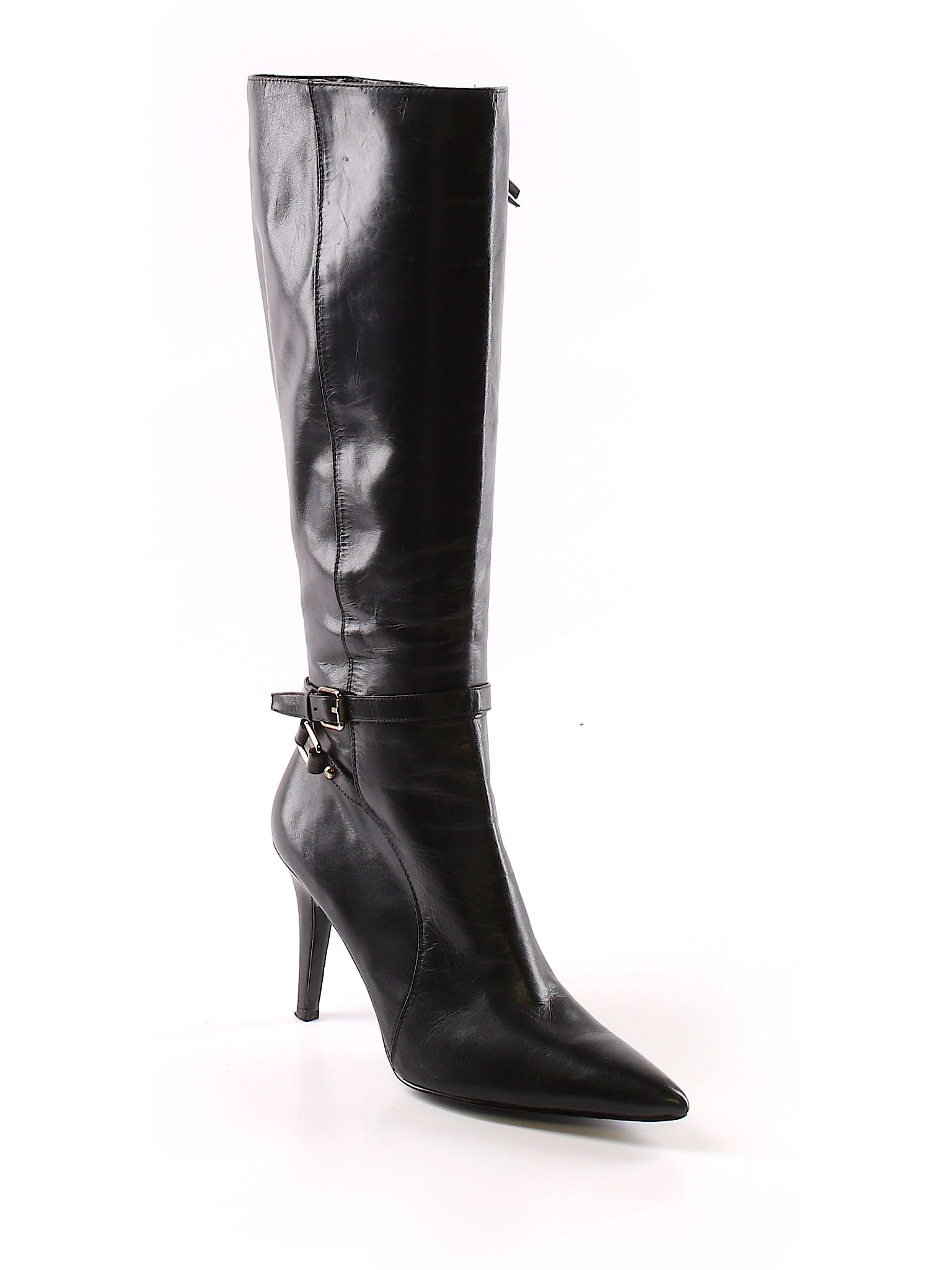 8795bc2d6 Lauren by Ralph Lauren Boots: Size 7.00 Black Women's Clothing - $37.99