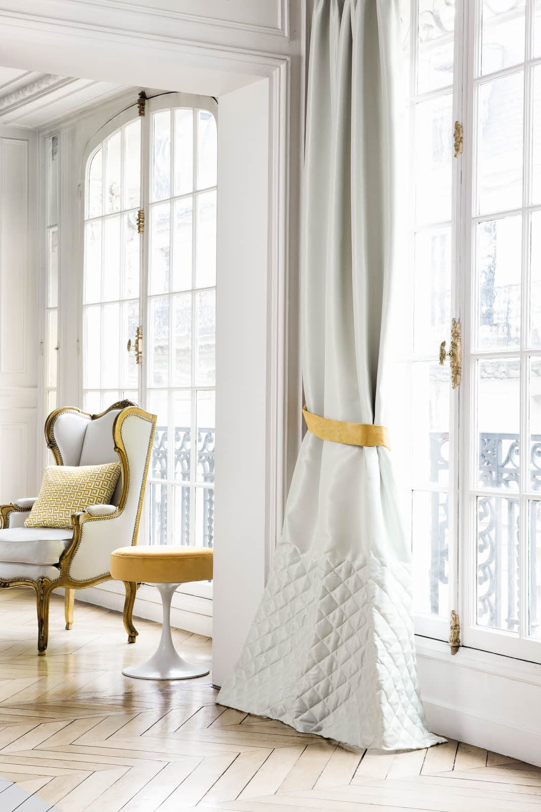 Paris Apartment Kerry